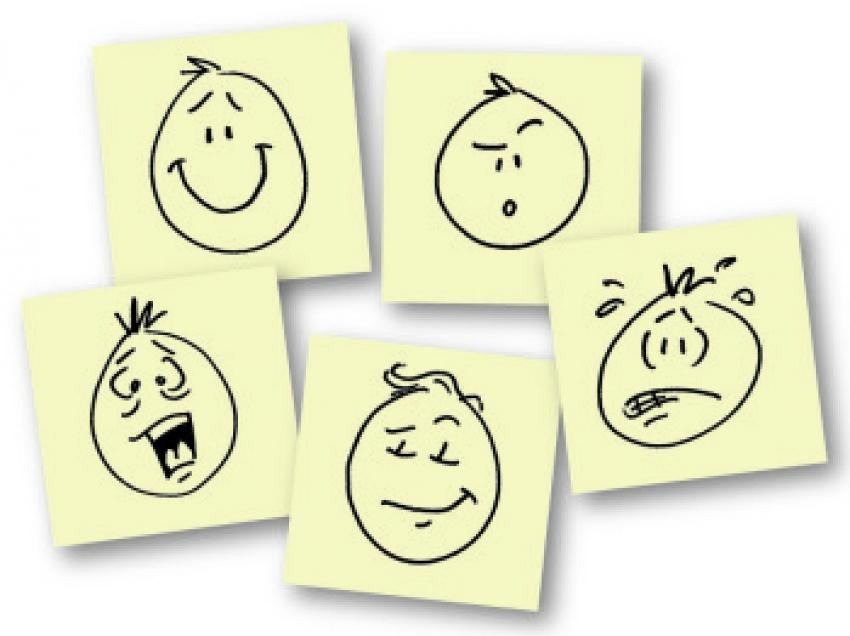 Las 5 emociones básicas y su repercusión en la salud