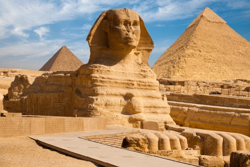Han descubierto la mítica cámara secreta bajo la Esfinge de Giza?