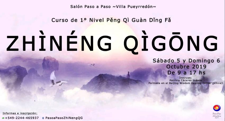 ZhìNéng Qìgōng el tesoro de la buena vida