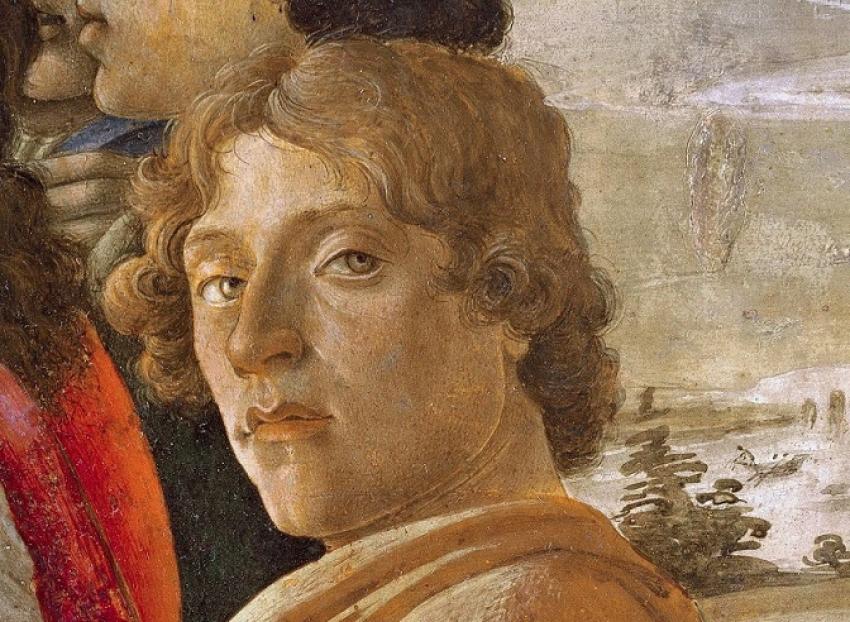 Simonetta Vespucci y Sandro Botticelli: un amor imposible