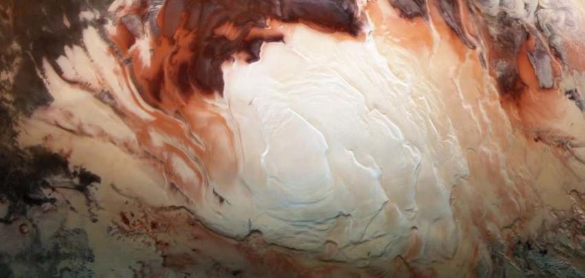 Hay lagos subterráneos en Marte